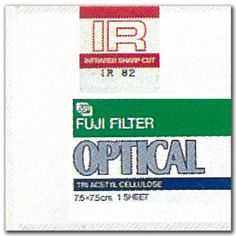 [Order product] FUJIFILM-light absorption and infrared transmission filter (IR filter) separately Fuiruta IR 76 4 1 Fujifilm