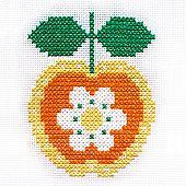 Retro cross-stitch patterns #crossstitch #kitschydigitals