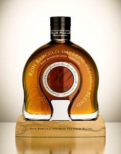 RON BARCELÓ Premium blend - seriesnemo   #packaging #design