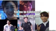 Probably Jungkooks Choreo in Baebsae xD | allkpop Meme Center