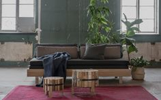 Tapio Anttila Collection –Day&Night sofa bed