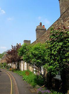 Beautiful Cottages in Cambridge