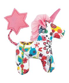 Take a look at this Kirin Unicorn Shaker Toy on zulily today!