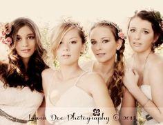 Boho bridal Crown headpiece Meredith  white Wedding by AmoreBride