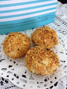 Bu tuzlu kurabiyelere bayılacaksınız.Bir tane alınca,bir tane daha almak istiyorsunuz.Hem evde bulunabilecek malzemelerden yapılıyor hem de ...