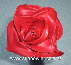 'Fantasy Rose' - all balloons! by Sue Bowler CBA