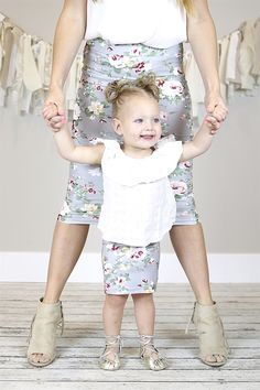 Mommy and Me Matching Leggings Set!