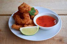 32 Crunchy Coconut Shrimp