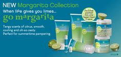 #BeautiControl Margarita Collection