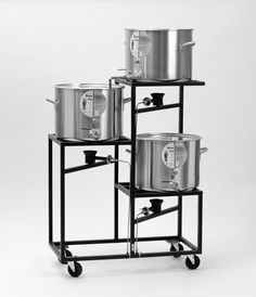 Everything you ever wanted to know about how beer is made. Check out The Beer Brewing Book at http://thebeerbrewingbook.com
