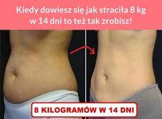 Kiedy dowiesz się jak straciła 8 kg w 14 dni to też tak zrobisz!