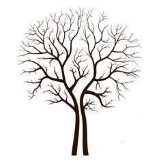дерево без листьев рисунок - Поиск в Google