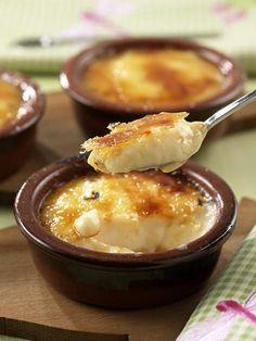 Rezept für Spanische Crema Catalana auf Essen und Trinken. Ein Rezept für 4 Portionen. Und weitere köstliche Rezepte für jeden Geschmack, die immer gelingen.