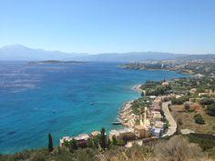 Ik ben deze zomervakantie naar Kreta gegaan daar hebben we mooie plekken bezocht, deze foto is van een plek onder aan Kreta