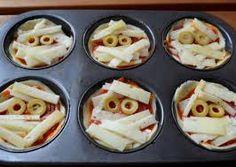 Resultado de imagen para comida salada halloween recetas