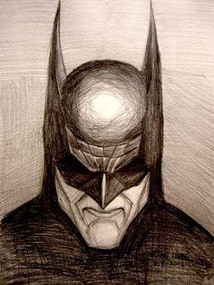 Batman (pensive) by myconius on deviantART Comic Artist, Art Drawings, Batman, Deviantart, Superhero, Comics, Wood, Movie Posters, Fictional Characters