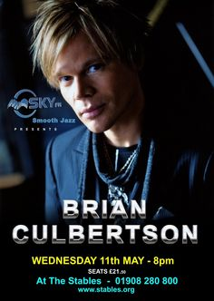Brian Culbertson @ The Stables « Smooth Jazz Buzz
