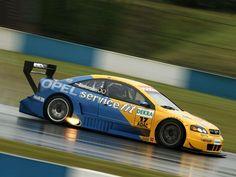 Opel Astra DTM race car