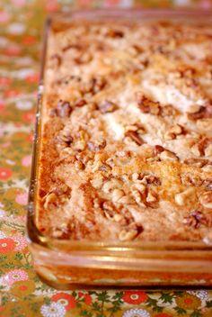 Pumpkin Pie Cake - definitely a fall favorite!