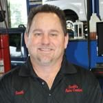 Scott Muse began repairing vehicles in 1978, in a one bay center located across from his current location, which features 16 bays staffed with trained, certified technicians. Scott's Auto Center offers free Wi-Fi and even a putting green and a barber shop.  Scott's Auto Center has been recognized by Motor Age Magazine as one of the top 10 auto repair facilities in the nation, and number 1 in Georgia.  Certified ASE Master Technician for over 32 years, and is also electric and hybrid…