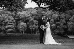 Outdoor Wedding Ceremony at Middleton Lodge - Stan Seaton Photography
