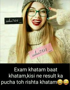 Funny urdu poetry fun Ideas for 2019 Best Man Quotes, Crazy Girl Quotes, Bff Quotes, Girly Quotes, Best Friend Quotes, Maya Quotes, Urdu Quotes, Exam Quotes Funny, Exams Funny
