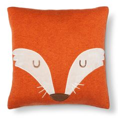 Brown Fox Pillow Cover Fox Pillow 3D Pillow Gothic By KOKONOKI | Pillow |  Pinterest | Foxes And Animal