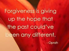 Jenny's Living Space: Mantra for Today: Forgive and move on.