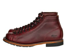 Thorogood ROOFER 1892 burgundy