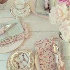 Rachel Ashwell Shabby Chic Couture Tabletop by phoebe