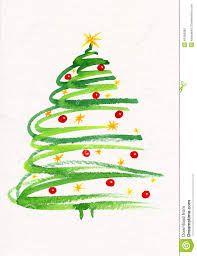 Bildergebnis für christmas tree painting