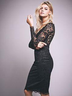 Bec & Bridge Cache Cache Bodycon at Free People Clothing Boutique