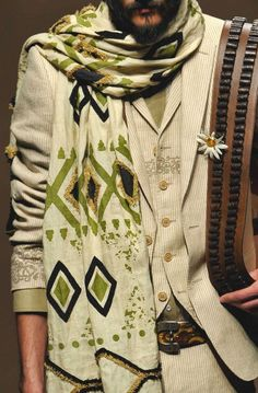 patternprints journal: PRINTS AND PATTERNS FROM MILAN CATWALKS MENSWEAR S/S 2014 / Etro