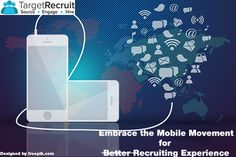 Embrace Mobile Movement for a better Recruiting Experience