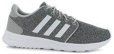 adidas NEO QT Racer | Gray | Womens | SHOE SHOW | Stock Number - 116842 Adidas Neo, Shoe Show, Christmas 2017, Adidas Sneakers, Number, Gray, Shoes, Women, Fashion