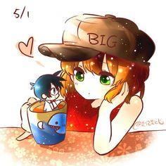 So cute~~ :3