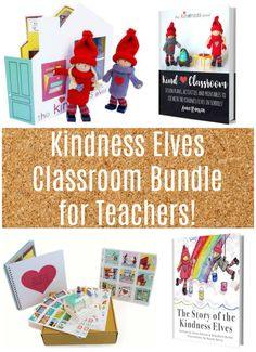 68 best the kindness elves images on pinterest kindness elves benefits of using the kindness elves in the classroom fandeluxe Images