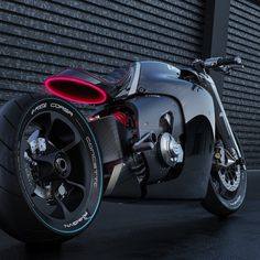 "Ducati è rossa monoposto impressive electric motorbike, presents ""cutting edge technology with pure emotional motoring fascination."" Designer Romain Gauvinmy explains about his project: Concept Motorcycles, Triumph Motorcycles, Custom Motorcycles, Custom Bikes, Sportbike Motorcycles, Ducati Motorbike, Custom Choppers, Cars And Motorcycles, Cafe Racer Bikes"