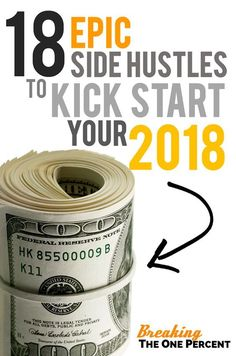 Looking for ways to make extra money and boost your income? Here are 18 great ideas that you HAVE to try!