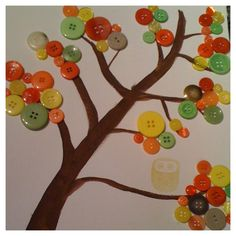 I want to do this Kailei and Tiara and get lots of colored buttons and make people:)