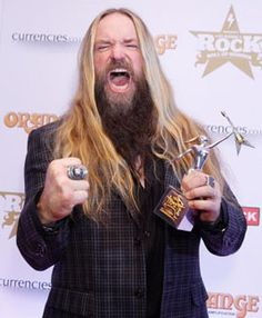 Zakk Wylde is on the Experience Hendrix Tour 2014.  #music #rock #concert #Hendrix #Wylde #tribute #tour