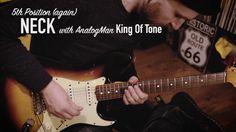 """Mark Foley Guitar Products """"59 Reserve V2"""" Stratocaster Pickups"""