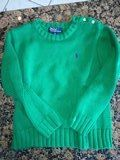 Unisex Sweater, Forest Green - £4 ono - Listed by Sell it socially     GLDI9097    has been published on Sell it Socially