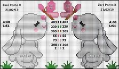 Cute Cross Stitch, Beaded Cross Stitch, Cross Stitch Charts, Cross Stitch Patterns, Crochet Double, Easter Cross, Hardanger Embroidery, Doll Crafts, Embroidery