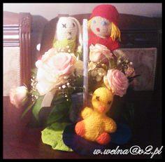 Słonecznej Środy :)  #wiosna #handmade #Easter #flower #sun #duck #redhood #bunny #kaczka #królik #kwiat #kwiaty #rękodzięło #Wielkanoc #wełna Traveling, Painting, Art, Viajes, Art Background, Painting Art, Kunst, Paintings, Performing Arts