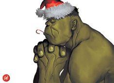 #Hulk #Fan #Art. (Silence Please) By: Deadlymike. ÅWESOMENESS!!!™ ÅÅÅ+ (MERRY CHRISTMAS FOR ETERNITY EVERYONE!!!™)
