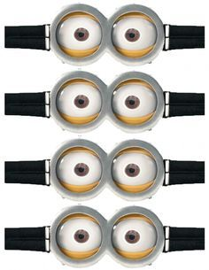 Get ideas for your Minion Birthday Party with everything from food, decor, cake and games! Minions Birthday Theme, Minion Theme, Minion Movie, Minion Party, 2nd Birthday Parties, Minions Eyes, Minions Despicable Me, Minions 2014, Printable Designs