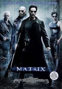 Films with fashion influence - 1999 The Matrix poster