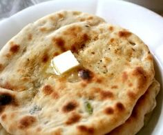 How To Make Quick And Easy Naan Bread - Excellent Homemade Naan Recipe & Steps To Make Stuffed Naan | Life Martini