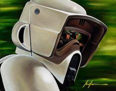 Trooper again